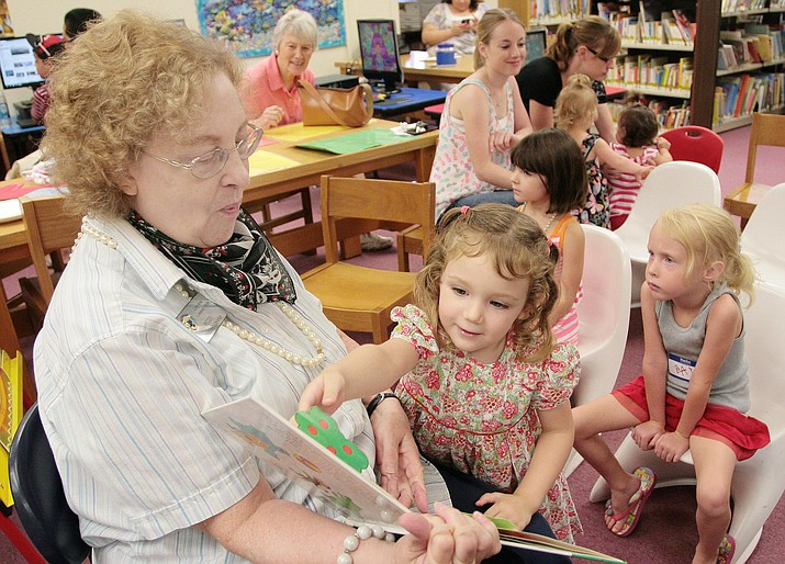 Beginning with the 2018-2019 school year, the Sedona Literacy Center expanded to meet the needs of students in the Oak Creek and Beaver Creek school communities. VVN/Bill Helm