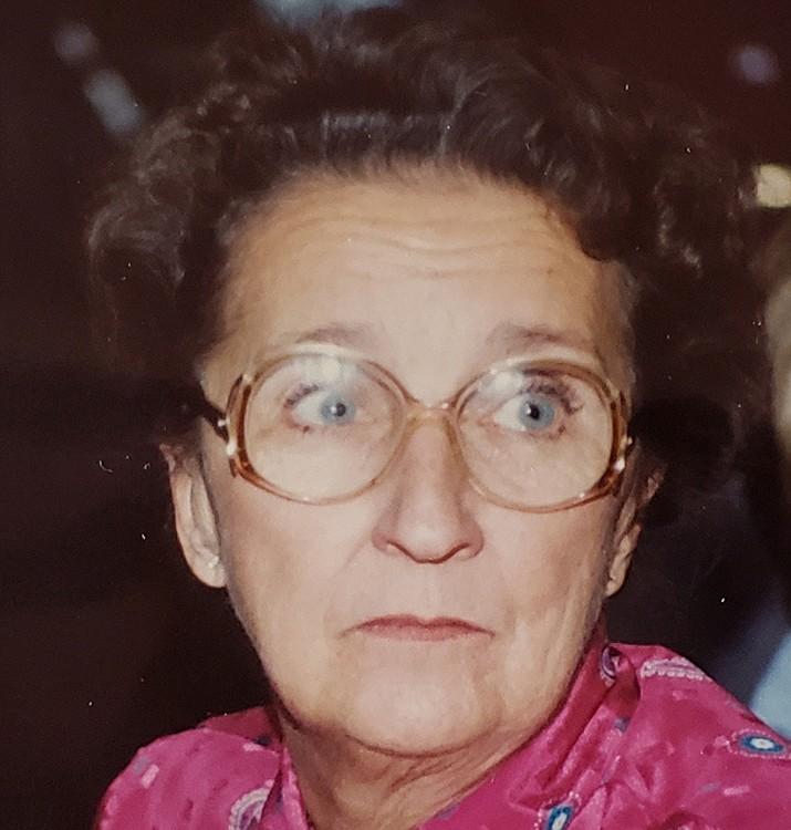 Joan Ann Miller