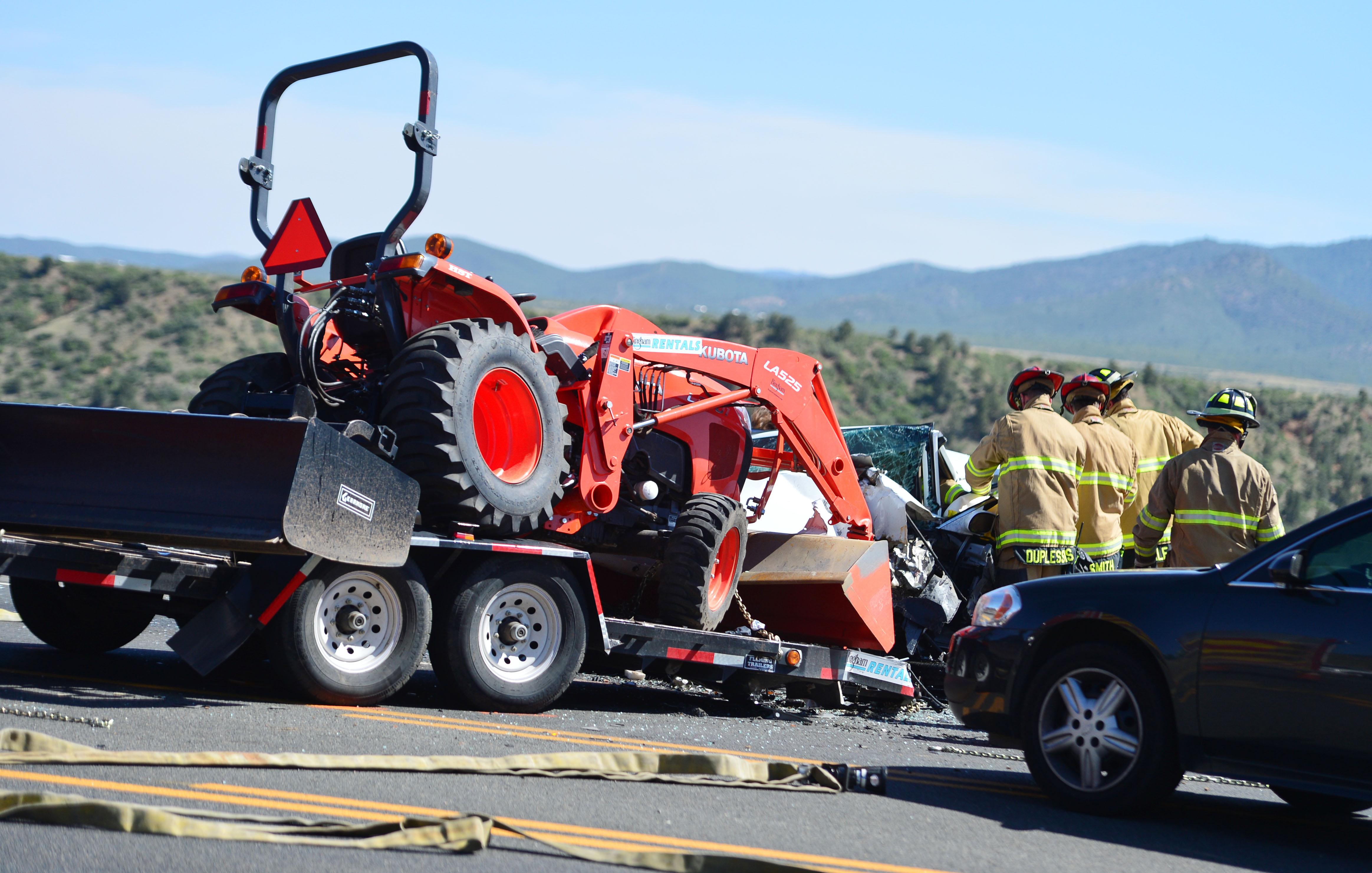 Update: Woman Injured In Highway 69 Crash June 7 Dies