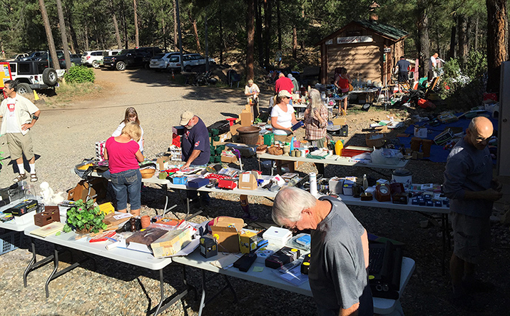 Walker Day that benefits all-volunteer fire department set for Saturday