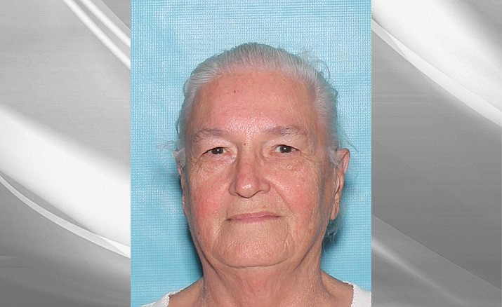 The Arizona Department of Public Safety has issued a Silver Alert and released the photo of 76-year-old Sandra Ashbolt, who suffers from dementia and is now classified as a missing person, according to the agency Sunday, June 16, 2019.