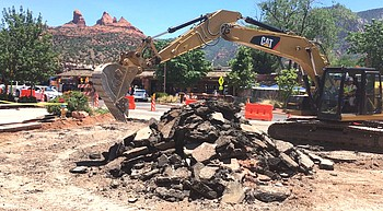 Sedona In Motion project designed to ease city's traffic challenges (with video) photo
