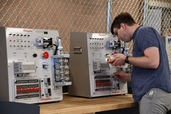 Electrical program at Mohave Community College designed to add electricians to labor pool