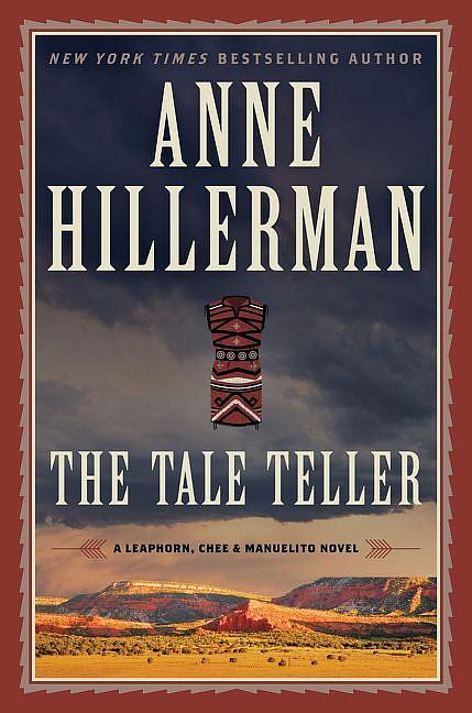 """""""The Tale Teller."""" (Courtesy)"""