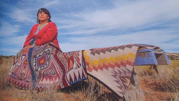 Navajo Weavers Lynda Teller Pete and Barbara Teller Ornelas give readers something they've never had  — a look at Navajo weaving told by Navajo weavers themselves