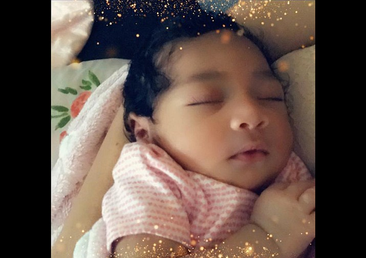 Amani Roze Brown was born June 3, 2019 to proud parents Malik and Rozeanna Brown. Amani's grandparents include Eddie and Mary Brown, and Eddie and Rosa Martinez. Amani weighed 7 pounds 11 ounces and was 19 inches long at birth.  (Submitted photo)