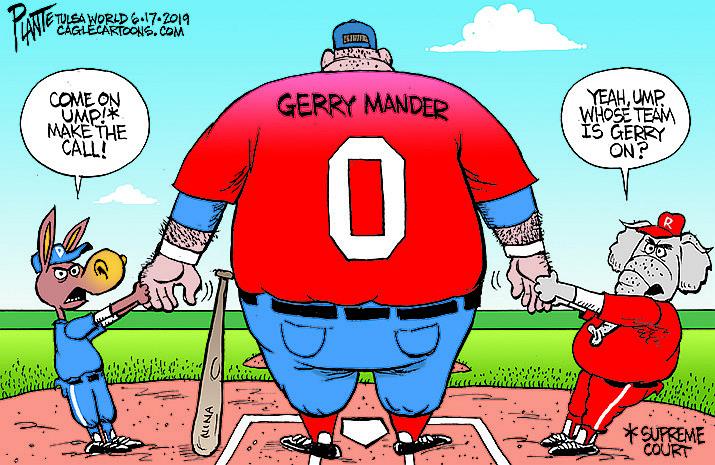 Editorial Cartoon | June 19, 2019