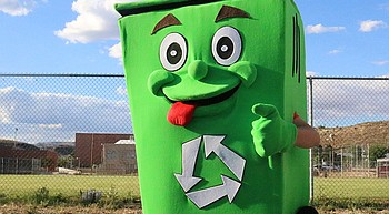 Clean City Commissions talks recycling changes photo