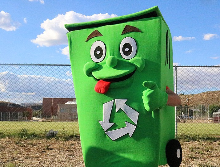 The Clean City Commission will discuss changes to Kingman's recycling program at its meeting scheduled for 5:30 p.m. Thursday, June 20 in Council chambers, 310 N. Fourth St. (Photo by Travis Rains/Daily Miner)