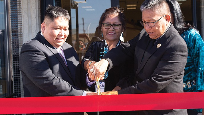 Navajo Arts and Crafts Enterprise grand opening highlights job growth, economic development, and growing Navajo dollar