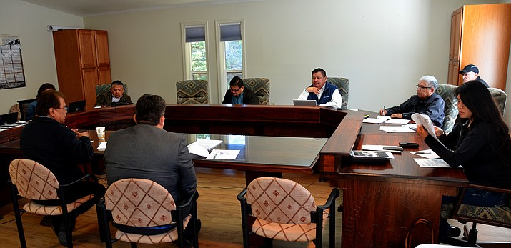 Members of the Navajo Nation Census 2020 met for the first time May 24 to start strategizing ways to ensure every Navajo citizen is counted with the U.S. Census next year. (Office of the Speaker)