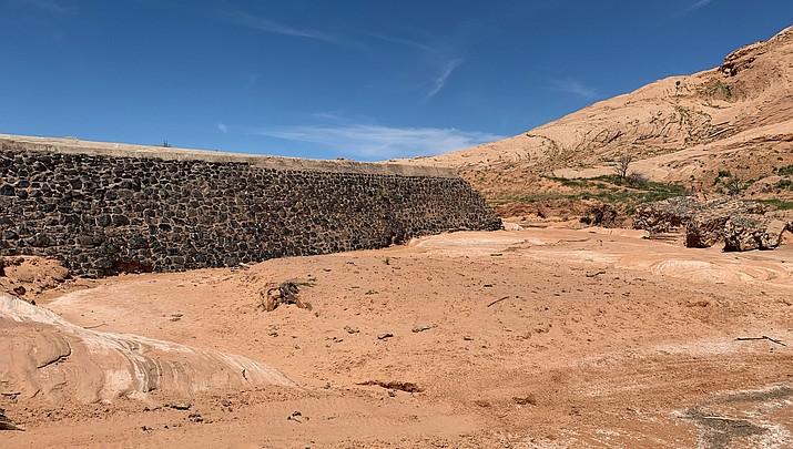 Kayenta community members seek to rebuild diversion dam and revitalize Navajo farming