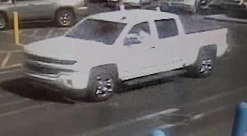 Police release photos of brazen scam suspect's vehicle photo
