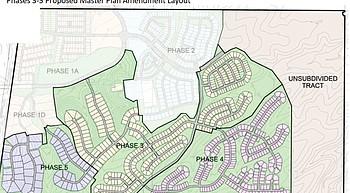 Granite Dells Estates seeks smaller lots on less land photo