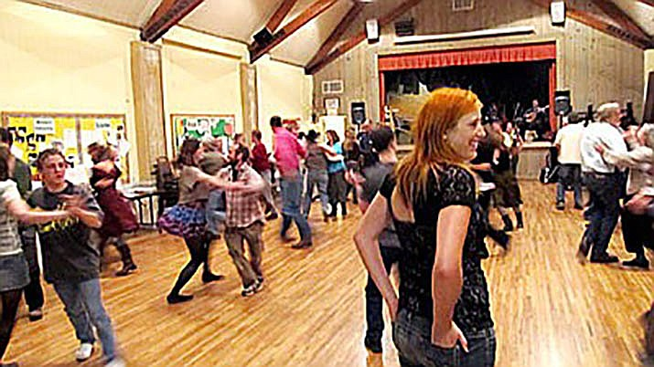 Contra Dance to the music of Updraft. Student free. Teaching at 7 p.m. All dances taught. No partner necessary. Today at the First Congregational Church, 216 E. Gurley St. 0 - $9.