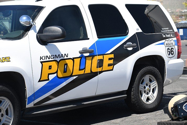 Kingman Police Department is converting to a new crime reporting system over a year before deadline. (Photo by Vanessa Espinoza/Daily Miner)