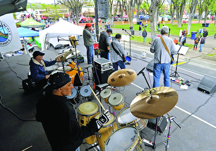 The Prescott Summer Concert Series continues Tuesday, June 25, 2019, at the Courthouse Plaza in downtown Prescott. (Courier file photo)