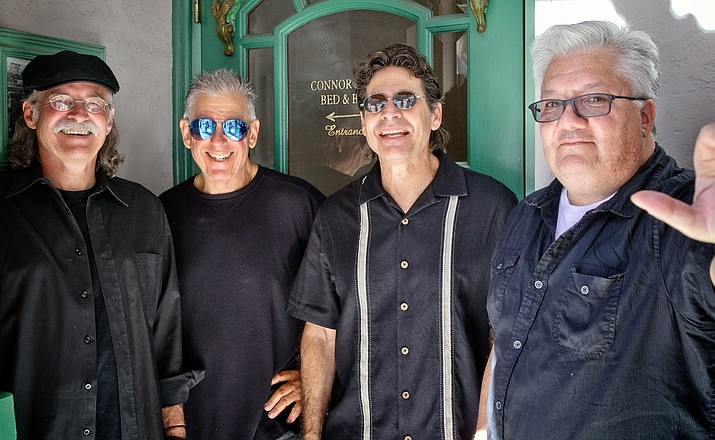 Saturday, June 29, Main Stage presents the Verde Valley's own, Blue Smoke.  Blue Smoke fronted by Ray DeSylvester plays high energy blues, funk, rock and R&B throughout central and northern Arizona.