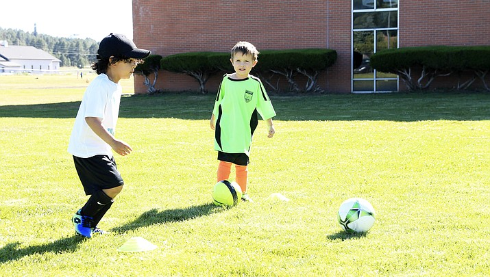 AYSO Soccer returns to Williams