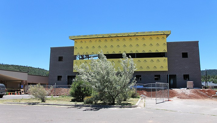 Williams Health Clinic on track to open by winter 2019