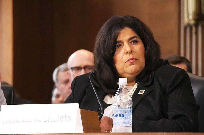 Coconino County Supervisor Liz Archuleta told a Senate committee that local governments are willing to do what they can to help clear the multibillion-dollar backlog in national parks projects, but the federal government needs to do its part. (Photo by Julian Paras/Cronkite News)
