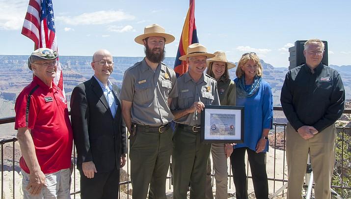 Grand Canyon National Park receives dark sky designation