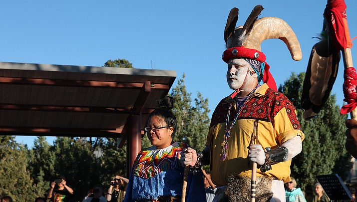 Music and dance celebrate the spirits, peoples of Grand Canyon