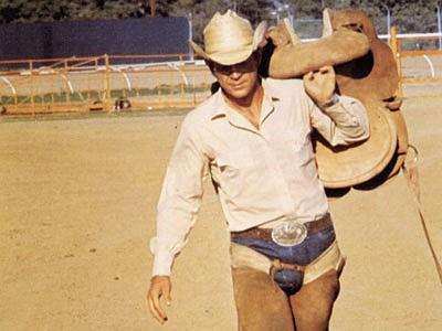 "Steve McQueen stars in ""Junior Bonner,"" which was filmed in Prescott in 1972. (Courtesy photo)"