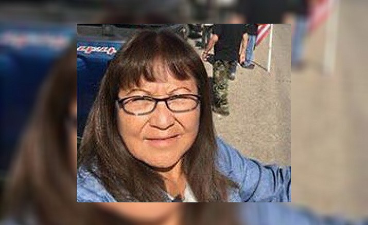 Cecelia Finona, 59, has not been seen since the night of May 30 when family members spoke to her at her residence on the east side of Farmington, New Mexico. Family members think she's dead and her body could be in the Kingman area. (Photo courtesy of Farmington Police Department)