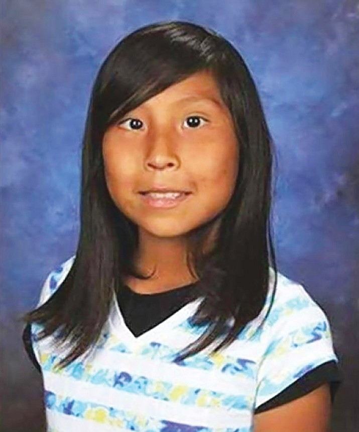 Ashlynn Mike was murdered in 2016 on the Navajo Nation. (Shiprock Police Department)