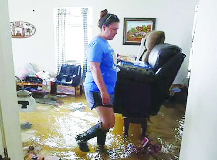 Flood insurance is a good thing to have when your property is hit by a storm. It also is good if your home is built near a flood-prone area. (The Conversation/Courtesy)
