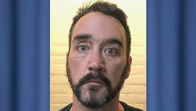 Scott Enyart Jr. (Courtesy of the Prescott Daily Courier)