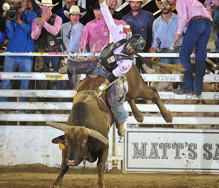 World S Oldest Rodeo Begins Monday Night In Prescott