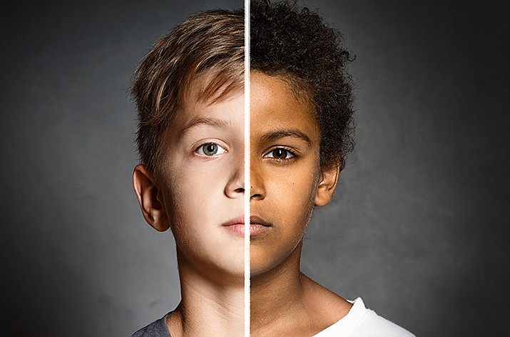 When do the children begin to start seeing race? (Adobe Images)