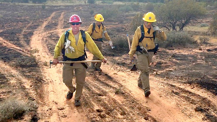 While firefighters throughout the Sedona-Verde Valley regional have been kept busy with small brush fires this summer, fire officials say conditionals have not yet reached the stage where restrictive fire policies need to be implemented.; VVN/Vyto Starinskas