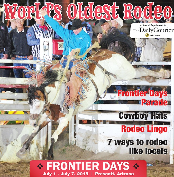 2019 World S Oldest Rodeo The Daily Courier Prescott Az