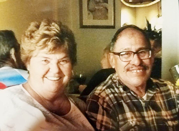 Maxine and Danny Soto were married in Cottonwood July 18, 1969.