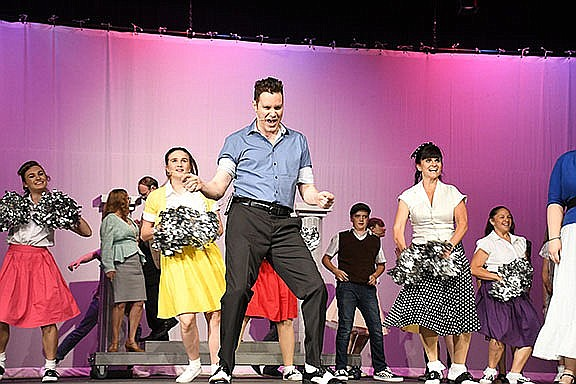 "The letter writer called Beale Street Theater's production of ""Bye Bye Birdie"" one, if not the, best live performances she has ever seen. (Daily Miner file photo)"