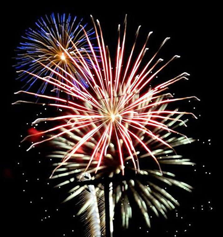 The Mohave County Fairgrounds Fourth of July Extravaganza and Valle Vista Golf Course celebration make for an action-packed Independence Day. (Courtesy photo by JKR Photo AZ, file)