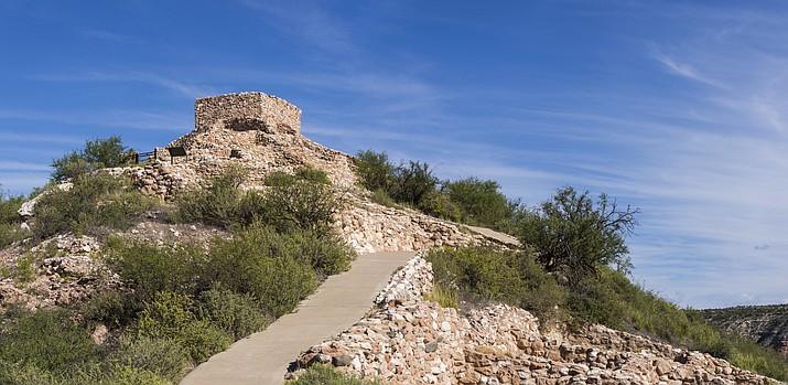 Tuzigoot National Monument. (Stock photo)