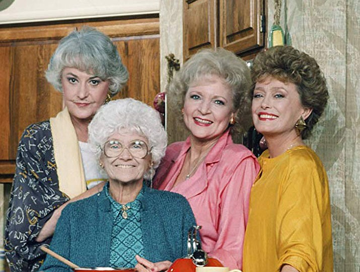 "The ""Golden Girls"" of Dorothy, Blanche, Rose and Sophia have had surprising culture longevity. (Touchstone Television)"