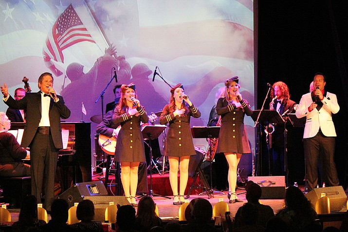 "Lonely Street Productions' ""A Salute to America"" celebrates the lyrics and melodies that make America great. (Trish Thayer/Courtesy)"