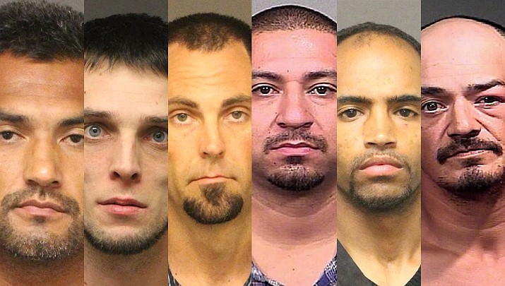 Mohave County Most Wanted | July 3, 2019 | Kingman Daily