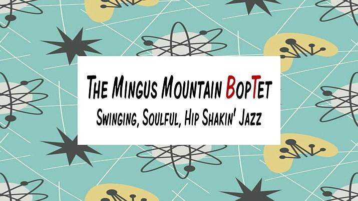 The Mingus Mountain BopTet jazz band
