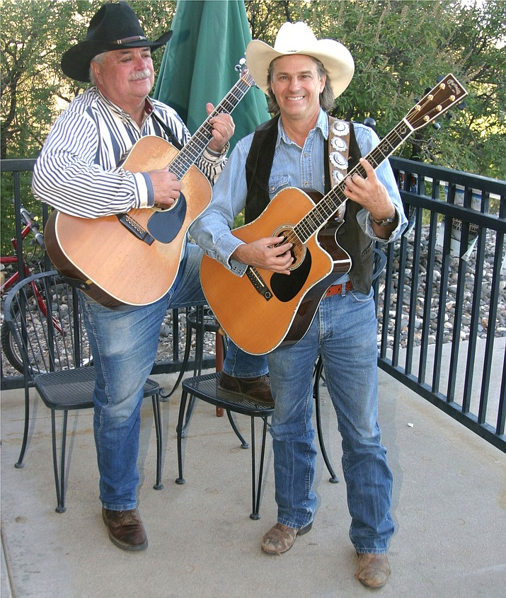 Namesake members are acoustic guitarists Dave and Dan Rice. Brothers from Maine and partners in music, each performs solo as well. Dave's defining baritone voice offers up the country classics.