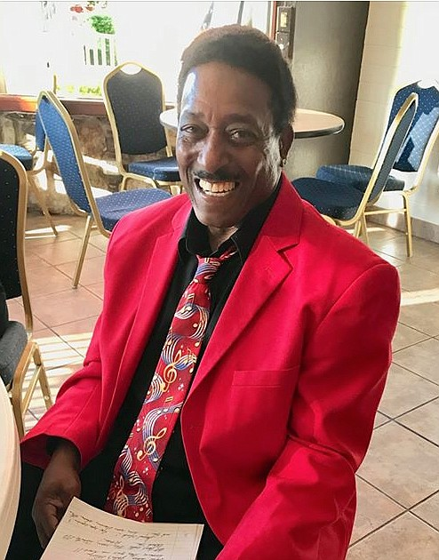 Sammy Davis is set to perform Friday at Bella Vista Ristorante in Sedona.