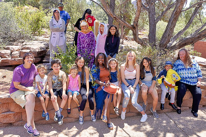 Emerson Theater Collaborative presents playwright Dan Neidermyer's The Tortoise and the Hare Race Again July 12-13. Here are the cast and crew. All performances will be at Sedona United Methodist Church, 110 Indian Cliffs Road, Sedona. Show times are July 12 at 7 p.m. and July 13 at 2 p.m.  Ticket are $20 each. Seniors and students are $15 and children 12 and under are $10. Tickets are available at the door or in advance by calling 860-705-9711 or visiting bit.ly/ETC/SummerYouth2019.  For more information, call 860-705-9711 or visit emersontheatercollaborative.org.