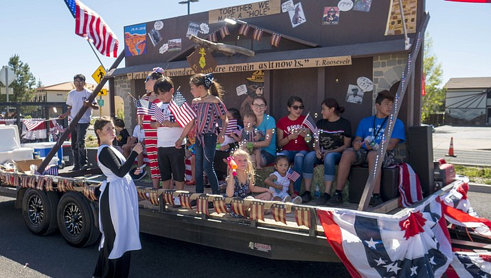 Photo highlights: Grand Canyon community celebrates Fourth in style