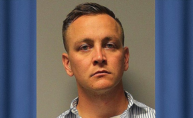 A continuance was issued Monday, July 8, 2019, in a Yavapai County Superior Court case involving Cottonwood police officer Cody J. Delafuente, who is accused of domestic violence. (VVN/Courtesy)