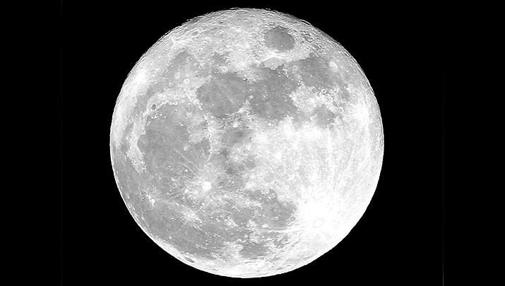 Full Moon (Stock Photo)